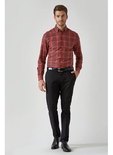 Hemington Gömlek Kırmızı